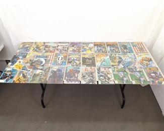 36 High Grade Bagged Misc. DC Comics Comic Books