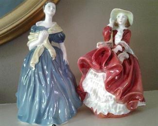 Royal Doulton Girls