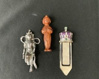 Exotic Jewelry Finds
