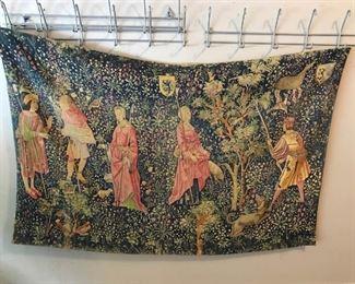 Intricately Designed Tapestry