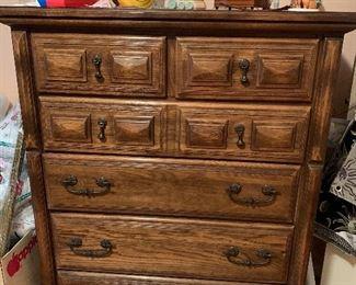 "#4 - $100 - 6 Drawer Dresser - 40""W x 20""D x 48""H"