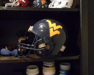 Replica WVU Helmet