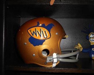 Full Size West Virginia Football Helmet