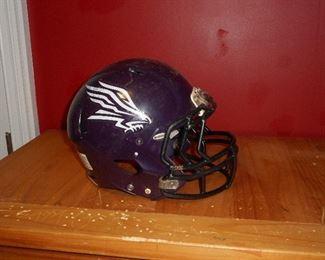 Northern High School Football Helmet