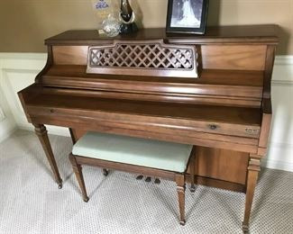 Kimball Piano                                                                                            This item can be sold before Sale