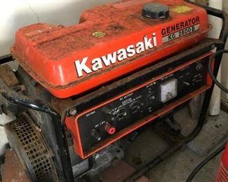 Kawaski Generator