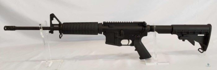 Delton Inc. 5.56 MM Rifle	 New Gun,Delton Inc. DTI-15 5.56 MM Collapsible stock. Does NOT come with a mag