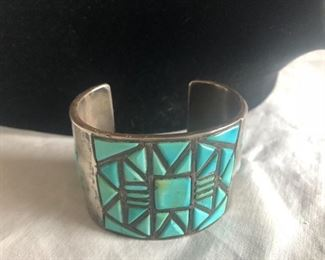 Turquoise Cuff (Appraised for $2,500) make offer!