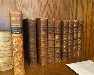 Antiquarian Books, Appraisals Available