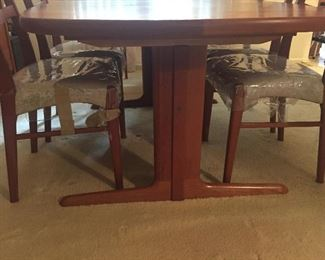 Base of Dining Table
