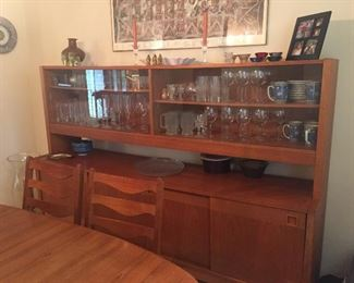 Dyrlund China Cabinet the set is $2800.