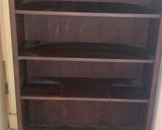 Bookcase - 32x12x48
