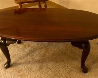 $50 - Coffee Table; 45x27x16