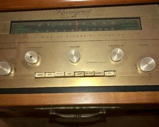 $200 - Ravenwood Series Stereo Console