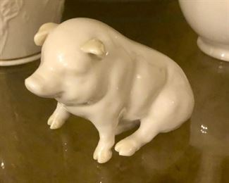 $30 - Lenox Pig