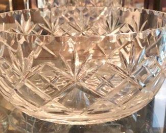 $75 - Crystal Bowl