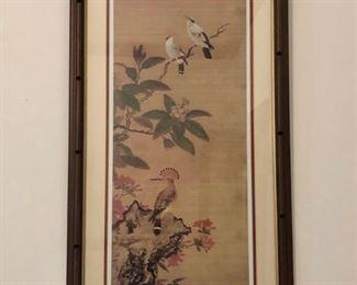 $45 - Bird Art