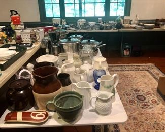 All Kinds of Kitchen Items