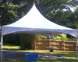 Brand New 20x20 High Peak Frame Tent