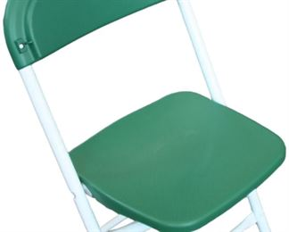 Kids' chair in green