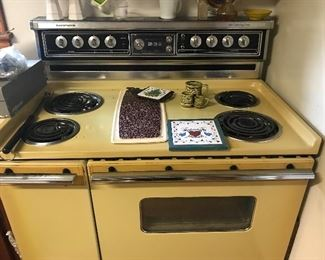Kenmore stove/oven unit