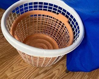 Clothes baskets