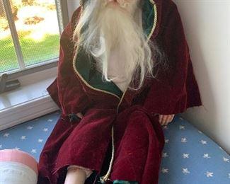 Great looking Victorian Santa