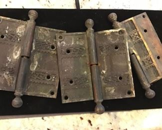 Antique bronze hardware 3 piece set $30