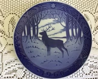 Royal Copenhagen 1960 Hans H. Hansen THE STAG. $20