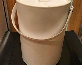 Mid century Ice Bucket  $28