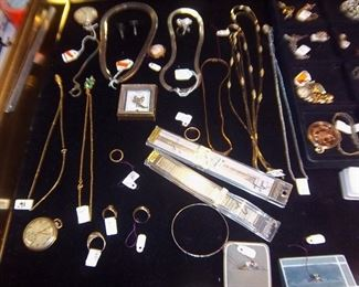 Fine Jewelry and Higher End Costume Jewelry