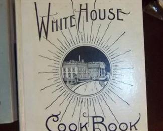 Vintage White House Cookbook