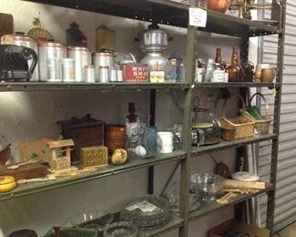 40's 50's Kitchenware