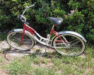 Schwinn Legacy Ladies Bike isn't she a classic!