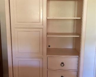 Master Bedroom Wardrobe w TONS of Storage