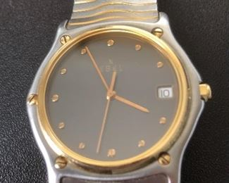 Ebel 18 K Swiss Watch