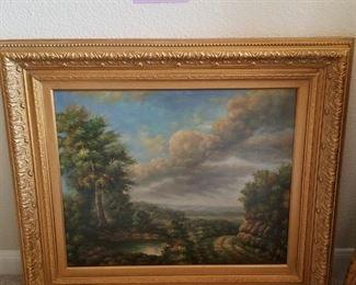 Landscape - $200