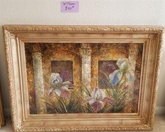 Still Flowers - $900
