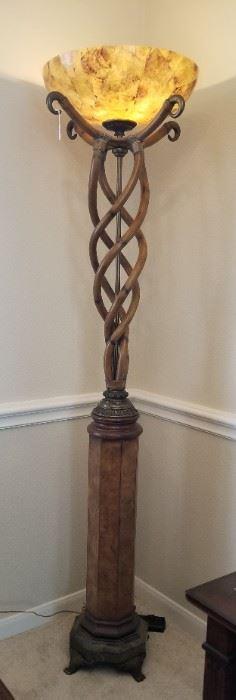 Floor lamp - $195