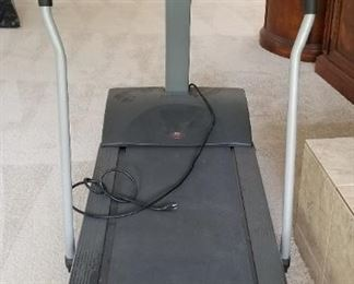 Precor treadmill w/mat & manual - $275