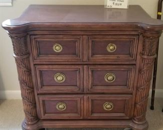 Hekman nightstand - $185