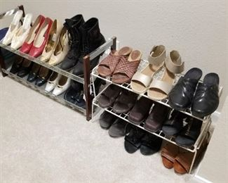 Ladies shoes - 3 for $10 unless otherwise marked
