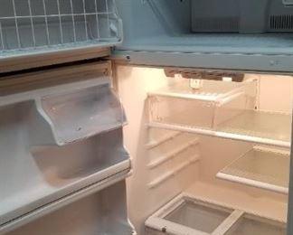 Magic Chef refrigerator - $150