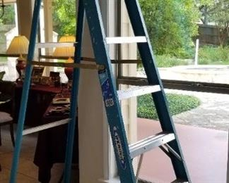 Werner 8ft ladder