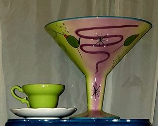 Martini Glass 10.00 For Appointment Please Call (760)662-7662  or Email tanya@crowncityestatesalebytanya.com