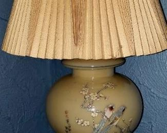 Beautiful Lamp $25.00   For Appointment Please Call (760)662-7662  or Email tanya@crowncityestatesalebytanya.com
