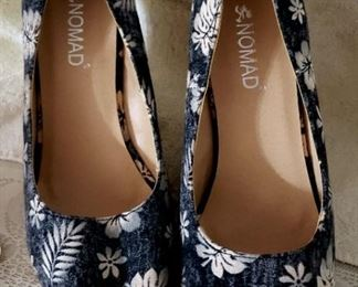Brand new Shoes $15.00 each For Appointment Please Call (760)662-7662  or Email tanya@crowncityestatesalebytanya.com