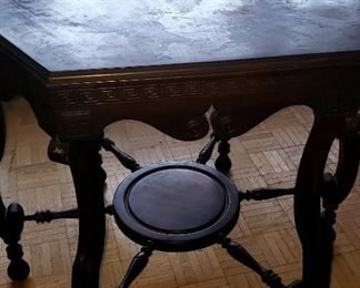 Vintage oval Table $75.00 For Appointment Please Call (760)662-7662  or Email tanya@crowncityestatesalebytanya.com
