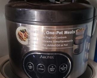 Aroma one Pot Meals $20.00 For Appointment Please Call (760)662-7662  or Email tanya@crowncityestatesalebytanya.com