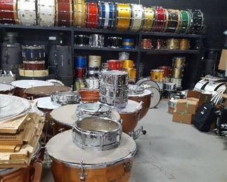 Drums and Drum Sets